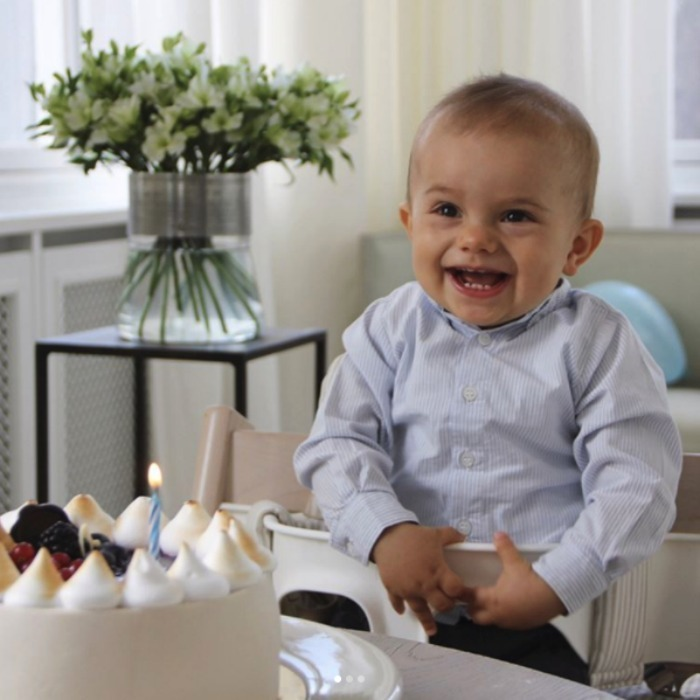 Happy Birthday Prince Oscar! 