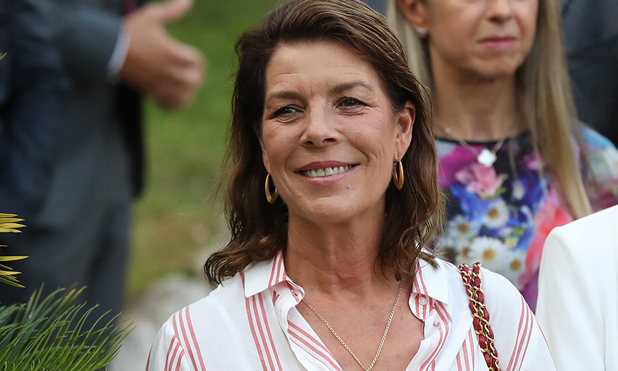 Princess Caroline of Monaco delighted over birth of fourth ...