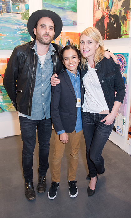 <h3>Artist Project</h3><p>James Shaw, Evan Sharma and Emily Haines</p><p>Photo: © Ryan Emberley</p>