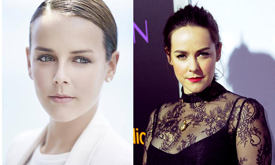 Princess Caroline of Monaco's daughter Pauline and actress Jena Malone.