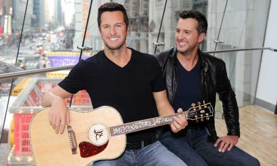 <strong>Mar. 1:</strong> Seeing double! Will the real Luke Bryan please stand up? Madame Tussauds unveiled the singer's new Nashville wax figure in Times Square. After receiving the honor, Luke (sans-wax) headlined Madison Square Garden.