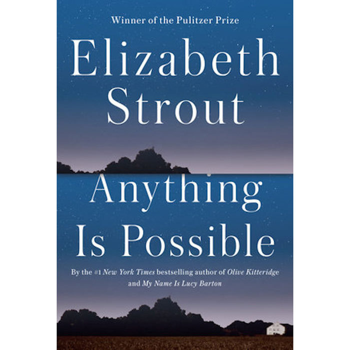 <h3><em>Anything is Possible</em> by Elizabeth Strout</h3><p>The Pulitzer Prize–winning author returns to the small, down-and-out town at the heart of her last bestseller, <em>My Name is Lucy Barton</em>, to explore the characters on Lucy's periphery. As with much of Strout's work, mere plot descriptions make her stories sound like snooze fests (elderly janitor visits lonely man living in dilapitated house; adult siblings come to grips with their parents' failures), but Strout's knack for capturing every twitch and tragedy of the human psyche electrifies her characters and their fraught relationships. April 25.</p>