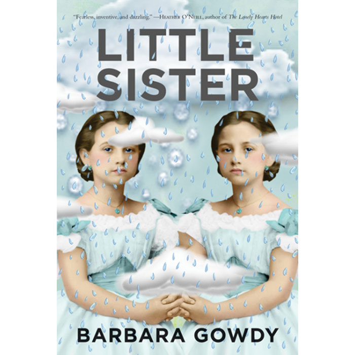 <h3><em>Little Sister</em> by Barbara Gowdy</h3><p>Everytime a thunder storm breaks Rose mysteriously teleports into the body of Harriet. The out-of-body jaunts offer an intriguing escape from Rose's own life, which revolves around caring for her mother who suffers from dementia and begins to dredge up painful memories about Rose's long-dead little sister. April 18.</p>