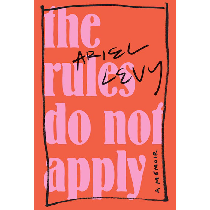 <h3><em>The Rules Do Not Apply</em> by Ariel Levy</h3><p>In 2013, the New Yorker writer published a devastating, Facebook-viral memoir about miscarrying in Mongolia. Little did readers know, the rest of her seemingly perfect life was unravelling, too. This memoir heaves readers into Levy's rock-bottom, offering a scathingly honest self-portrait of an ambitious, sometimes cocky, sometimes naive, totally resilient woman trying to wrap her arms around everything — marriage, career, children — at once. March 13.</p>