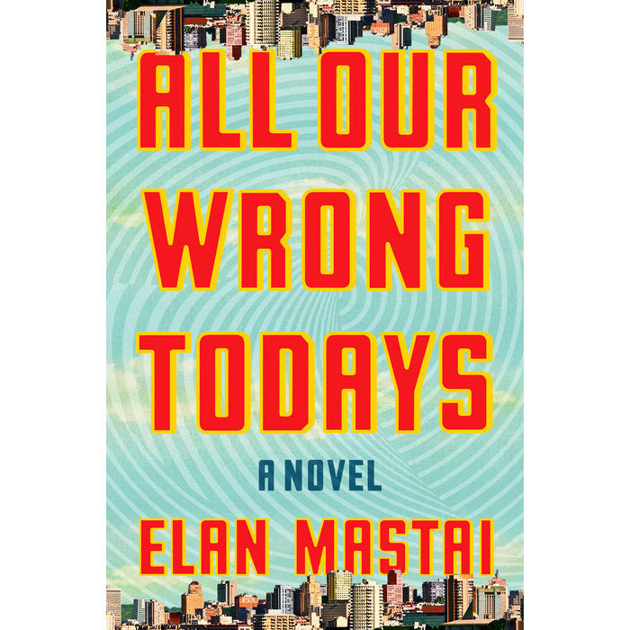 <h3><em>All Our Wrong Todays</em> by Elan Mastai</h3><p>In the Toronto-based screenwriter's exuberant and twisty debut novel, Tom Barren steals his dad's time machine to go back to the summer of 1965 where he learns, as Marty McFly did before him, that one small error can disrupt the course of history. On shelves now.</p>