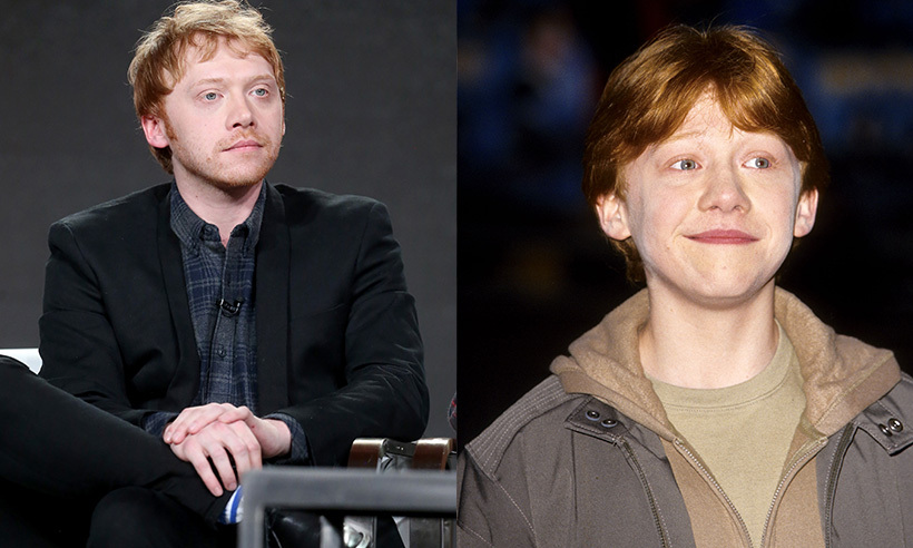 <h3>Rupert Grint</h3><p>After a few wobbly years following <em>Harry Potter</em> (where Rupert's biggest role was playing an obsessed Ed Sheeran fan in the singer's music video for Lego House), the redheaded star has landed on his feet playing Charlie Cavendish in the upcoming TV show <em>Snatch</em>. He also has two other projects - <em>Urban Myths</em> and <em>Sick Note</em> - out in 2017.</p><p>Photo: © Getty Images</p>