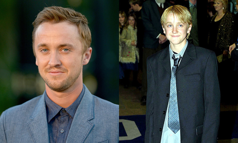 <h3>Tom Felton</h3><p>Draco Malfoy was that villain that you loved to hate (and had to feel a little sorry for), and it seems like the antagonist roles have followed Tom into his adult life! The actor has appeared as the cruel animal handler Dodge in <em>Rise of the Planet of the Apes</em> and is currently playing Barry's grumpy co-worker/the evil Doctor Alchemy in <em>The Flash</em>.</p><p>Photo: © Getty Images</p>