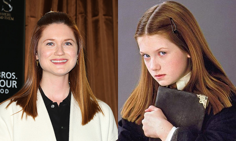 <h3>Bonnie Wright</h3><p>Since playing Ginny Weasley, Bonnie has become a keen director, and studied as a Film and Television Production Manager at the University of the Arts: London College of Communication.</p><p>© Getty/IMDB</p>