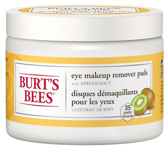 <p>Burt's Bees Eye Makeup Remover Pads, $10, at drugstores and mass-market retailers,  <em>burtsbees.ca</em></p>