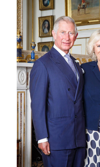 With the announcement that the Prince Charles and the Duchess of Cornwall will visit Romania, Italy, The Holy See and Austria between March 29 - April 6, Clarence House released a new portrait of the couple. The pair's upcoming royal tour will highlight the UK's relationship with European partners in areas including social cohesion, military ties and combatting human trafficking.