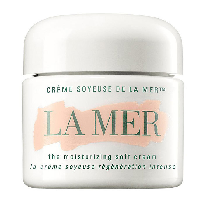 "<p>""Sometimes I even give my clients products to use at home that I know can help their skin."" La Mer The Perfecting Treatment, $280, <em>holtrenfrew.com</em></p>"