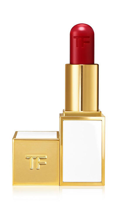 "<p>""I love anything by Tom Ford, but a bright lipstick is a great way to put a look together without a lot of effort."" Tom Ford Beauty Lips & Boys in Jared, $48, <em>net-a-porter.com</em></p>"