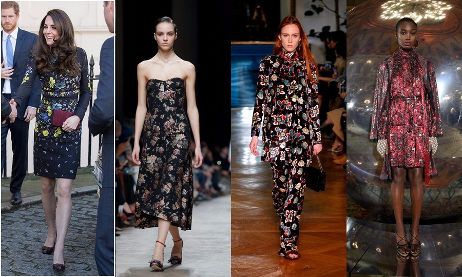 <strong>7) DARK FLORALS</strong>