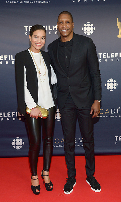 Masai Ujiri' and Ramatu Ujiri 