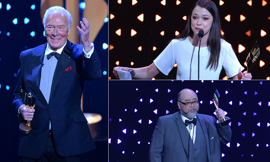 Canada's biggest names in television and film descended on the Sony Centre in Toronto on Sunday (Mar. 12) to celebrate the 2017 Canadian Screen Awards. 