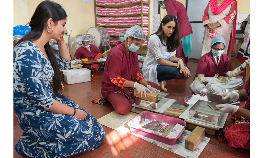 <h2>Charity work</h2>