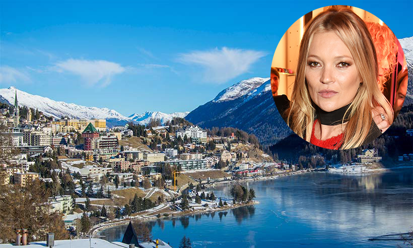 High-octane thrills meet old-school glamour in St Moritz, a fairytale winter mecca in the heart of the Swiss Alps.<br><p>Click through to see why these ski oasis is loved by stars like Kate Moss...