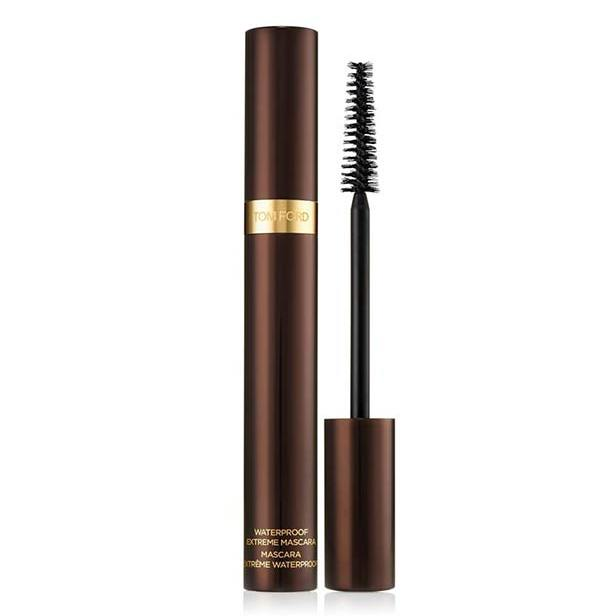 Tom Ford Waterproof extreme mascara, $45, visit tomford.com