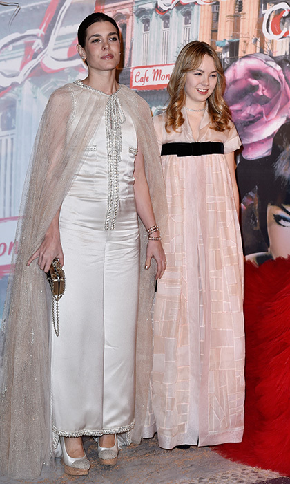 <h3>CHARLOTTE CASIRAGHI AND PRINCESS ALEXANDRA OF HANOVER</h3><p>Despite their 13-year age gap, the daughters of Monaco's Princess Caroline have always been close, with Alexandra regarding Charlotte as something of a 'shero'.</p><p>The teenager, on right, who turned 18 in July, and whose father is Prince Ernst of Hanover, couldn't have a better role model. Charlotte, from Caroline's marriage to late Italian businessman Stefano Casiraghi, knows the royal ropes, having been one of the principality's stars for many years. She also has a reputation for fashion equal to that of their famously stylish mom.</p><p>Photo: &copy; Getty Images</p>