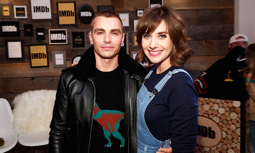 <h3>Dave Franco and Alison Brie</h3>