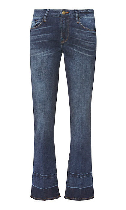 <p>Frame Denim Le Crop Mini Bootcut Jeans, $335, <em>intermixonline.com</em></p>