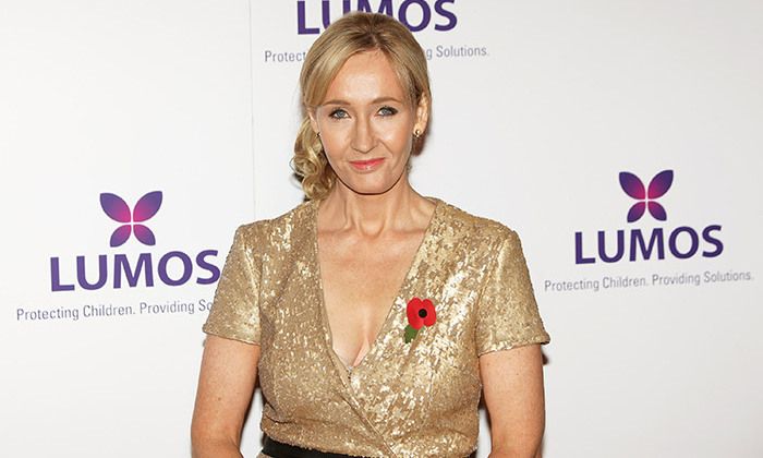 JK Rowling announces the title of her latest novel.