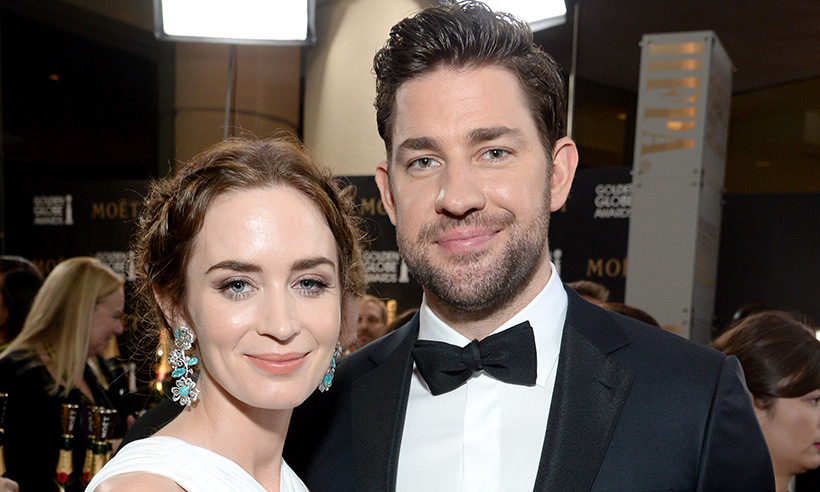 John Krasinski And Emily Blunt Set To Star In Their First