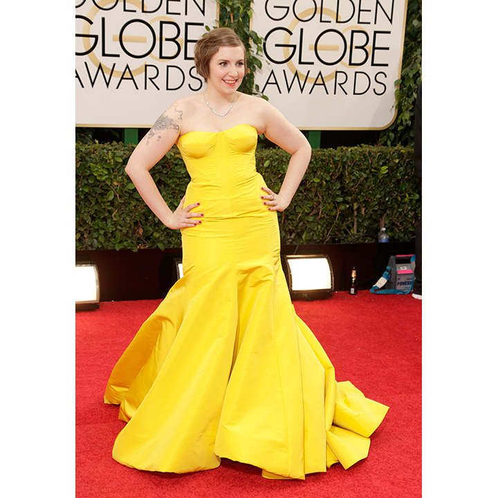 <h2>Lena Dunham</h2>