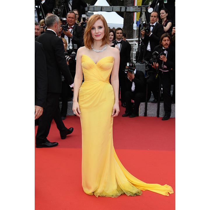 <h2>Jessica Chastain</h2>