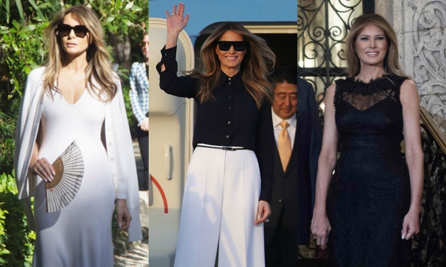 "<p>First Lady <a href=""/tags/0/melania-trump/"" target=""_blank""><strong>Melania Trump</a></strong> is already showing that she has a clearly defined style sense of style. ""I like to dress nicely. I always say that it's easy to put on a nice dress,"" President Trump's wife told <em>HELLO!</em> back in 2011. ""Sometimes, you're in a hurry and you put on the t-shirt and slacks and beautiful jewellery and drop off your child at school. You don't have time to do hair and make-up and get ready completely.""</p><p>Here's what has been in the former model's wardrobe since she officially became America's first lady.</p><p>Photos: Getty Images</p>"