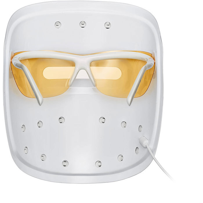 <p>This easy-to-use face mask has both red- and blue-light therapy settings and is ideal for treating mild acne, fine lines and wrinkles.</p><p><strong>IlluMask Acne Light Therapy,</strong> $121, <em>amazon.ca</em></p>