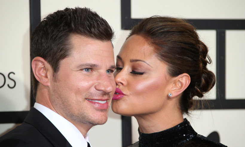 <h2>Nick and Vanessa Lachey </h2>