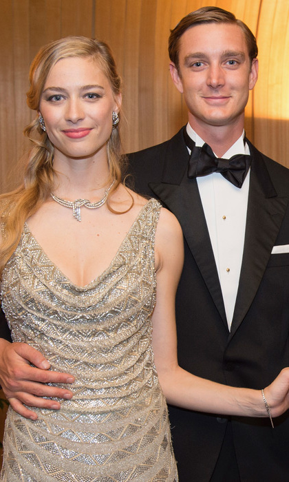 <p><strong>Pierre Casiraghi and Beatrice Borromeo</strong></p><p>Pierre and Beatrice welcomed their firstborn child on February 28. The couple paid homage to Pierre's late father, Stefano Casiraghi, by naming their firstborn child after Princess Caroline's former husband.<em>HOLA!.com</em> learned that the Monaco couple named their baby boy Stefano Ercole Carlo</p><p>Photo: Gaetan Luci/Le Palais Princier/ Getty Images</p>