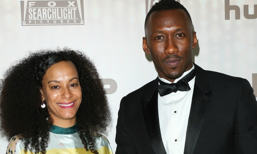 <h2>Mahershala Ali and Amatus Sami-Karim</h2>