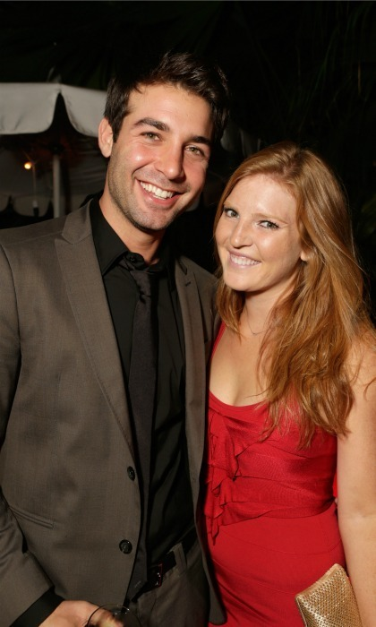"<p><strong>James Wolk and Elizabeth Jae Lynch</strong></p><p>Congrats are in order for the <em>Mad Men</em> star and his wife. The pair welcomed their first child, a son, named Charlie Wolk. The <em>Zoo</em> actor took to his Instagram account to make the official announcement writing, ""Welcome to the world, Charlie Wolk. #babyboy #CharlieWolk #wolkpartyof3.""</p><p>Photo: Jeff Vespa/WireImage</p>"