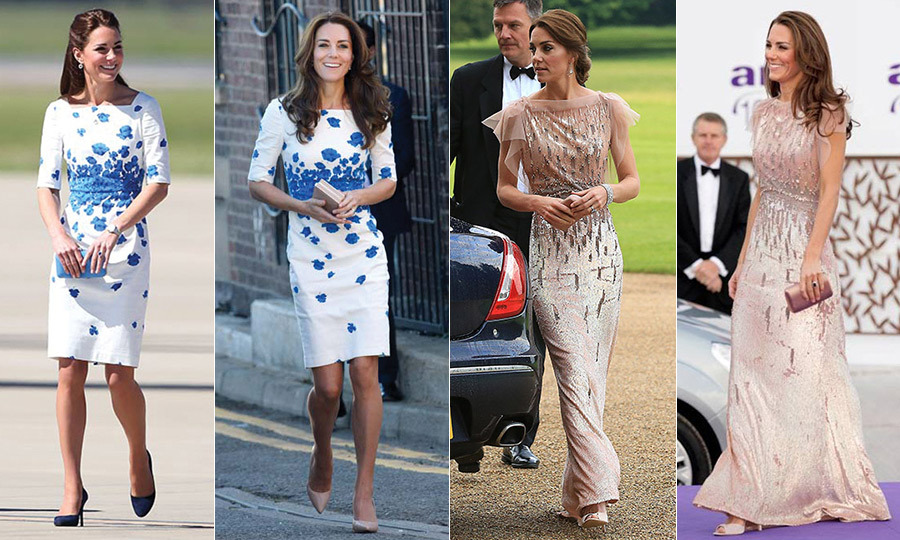 "When the <a href=""/tags/0/kate-middleton/"">Duchess of Cambridge</a> recycles an item from her closet, there are no repeat offenders. Using smart styling tricks and wearing the pieces in her wardrobe with confidence, the thrifty royal breathes new life into old favourites. The mother of three isn't afraid to wear a skirt-suit or coatdress multiple times because she knows that with the right pair of shoes or new clutch, the ensemble will feel fresh and fabulous. 