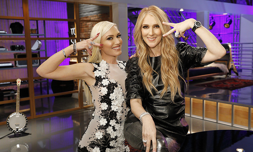 Gwen Stefani asked Celine to be a guest coach for her team on season 12 of <em>The Voice</em>, and naturally the Quebec native jumped at the chance to share her wisdom with aspiring singers. 