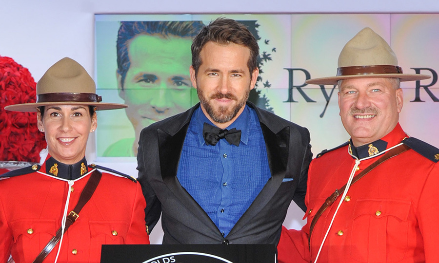 why ryan reynolds believes he is stereotypically canadian