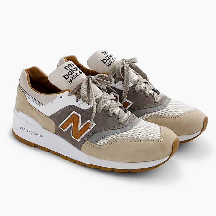 <p>Limited Edition New Balance for J.Crew Cortado 997 Sneakers, $250, <em>jcrew.com</em></p>