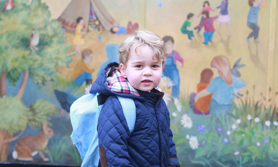 The Duke and Duchess of Cambridge have enrolled Prince George at Thomas's School in Battersea, which he will start attending from September. The young Prince, who will be four years old when the term commences, will be a part of a famous alumni as former pupils of Thomas's include singer Florence Welch and model Cara Delevingne as well as older sisters Poppy and Chloe Delevingne.