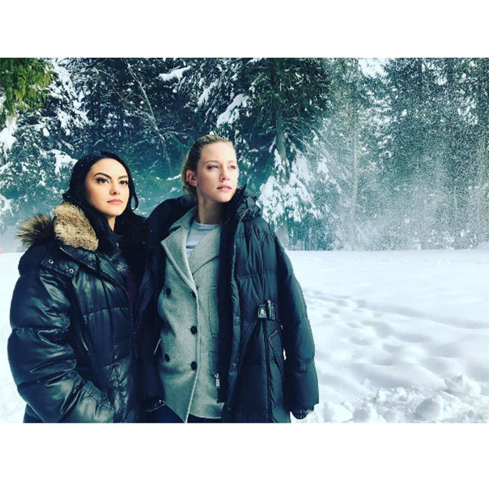 <h2><strong>They go on amazing adventures together</strong></h2><p>The best kind of friendships are the ones rooted in spontaneity. Camila and Lili were spotted enjoying a typical Canadian winter day while in the Vancouver wilderness.</p><p>Photo: © Instagram</p>