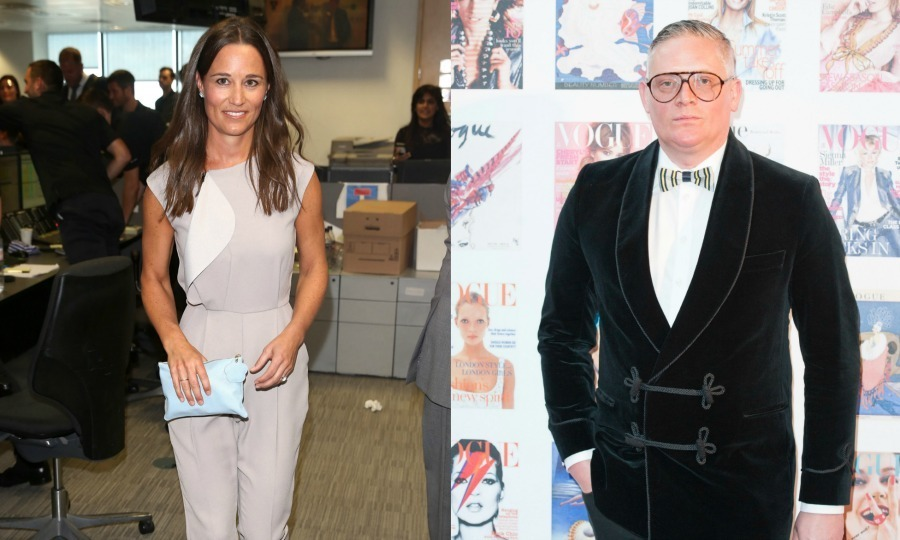 <h4><strong>The dress designer?</strong></h4><p>Giles Deacon has been at the top of the list for potential wedding dress designers for Pippa since he was spotted arriving at her house with dresses in November. When it comes to if he has secured the job, Giles remains mum.</p>