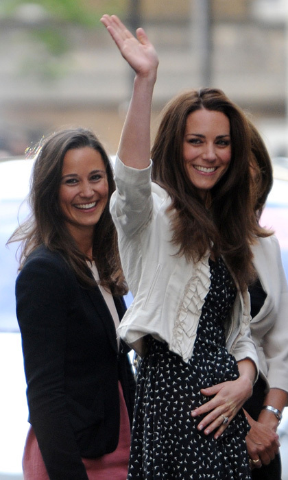 "<h4><strong>Royals React</strong></h4><p>No one was happier about&nbsp;Pippa's engagement than her own&nbsp;family. The British Heart Foundation Ambassador's older sister and brother-in-law expressed their joy in a statement via a Kensington Palace spokesperson that said, ""The Duke and Duchess of Cambridge are absolutely delighted with the news.""</p><p>Photo: Frank May DPA/PA Images</p>"