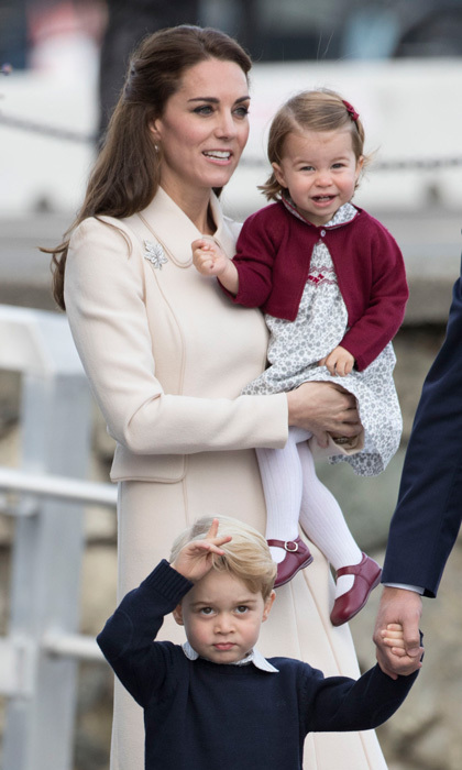 "<h4><strong>Royal Wedding Party</strong></h4><p>Pippa might have two of the cutest little wedding party members joining her down the aisle. It has been speculated that Prince George could play the role of a pageboy or a ring bearer at the ceremony &ndash; in which case he would be following in his father&rsquo;s footsteps, as Prince William was a pageboy at his uncle Prince Andrew&rsquo;s 1986 nuptials.</p><p>George's sister, Princess Charlotte, is already walking on her own and loves the smell of a fresh bouquet of flowers, as evidenced in Canada, making her the perfect candidate to be a perfect flower girl at her aunt's highly-anticipated wedding.</p><p>No doubt Kate will play a special role on her sister's big day, though she most likely won't be returning Pippa's favor, serving as matron of honor.</p><p>&ldquo;Kate would upstage her sister,&rdquo; veteran royals author Judy Wade told People magazine. &ldquo;It&rsquo;s a tricky situation for Pippa. She would want her sister by her side, as who else would she trust to make things go well?""</p><p>She added, &ldquo;But if your sister is a future Queen, she is going to upstage the bride and draw attention. Kate would want to be in the background as much as possible.&rdquo;</p><p>Photo: Mark Large/Daily Mail PA Wire/PA Images</p>"