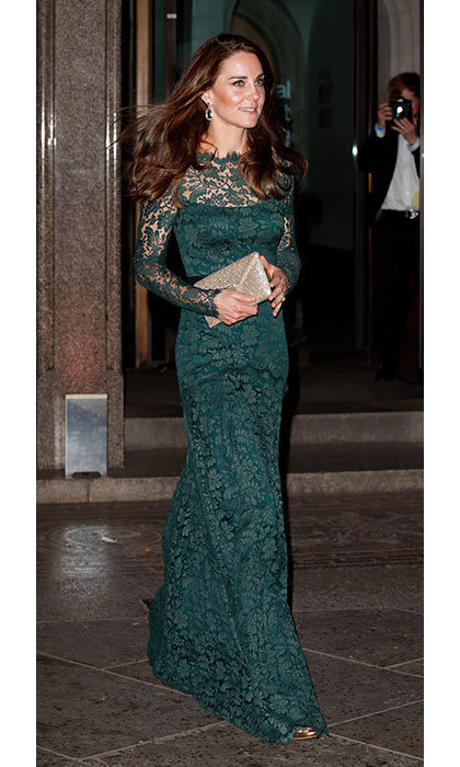 Kate Middleton S Best Evening Gowns Hello Canada
