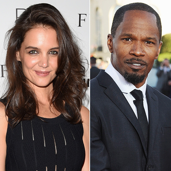 Katie Holmes and Jamie Foxx have been romantically linked for years.