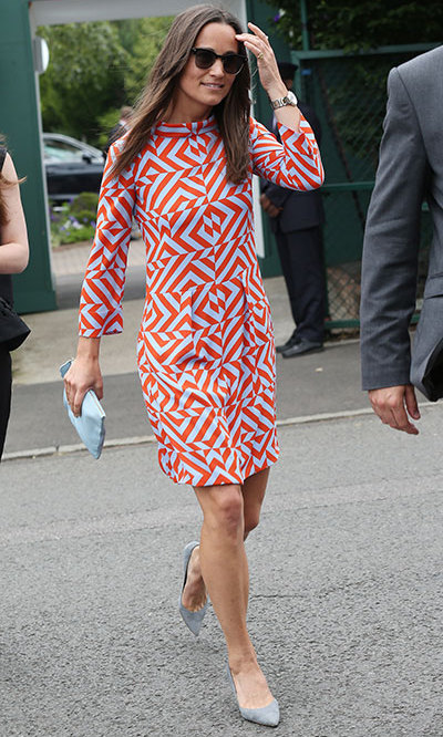 Pippa Middleton's wedding is just over a month away.