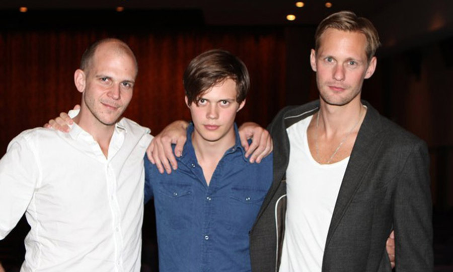 <h2>Alexander, Bill and Gustaf Skarsgård</h2>