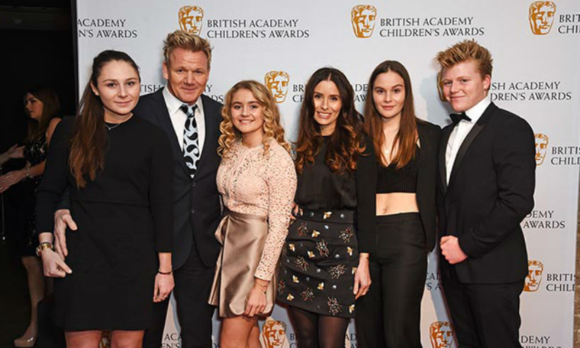 <h2>Gordon Ramsay</h2>