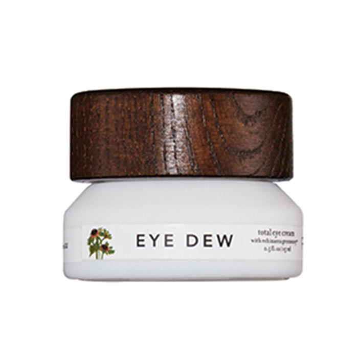 "<h2><strong>Farmacy</strong></h2><p>Eye Dew Total Eye Cream with Echinacea GreenEnvy, $49, <a href=""https://www.farmacybeauty.com/product/eye-dew/"" target=""_blank""><em>farmacybeauty.com</em></a></p><p>Potent antioxidants help to shoo away the signs of aging with zero irritation.</p>"